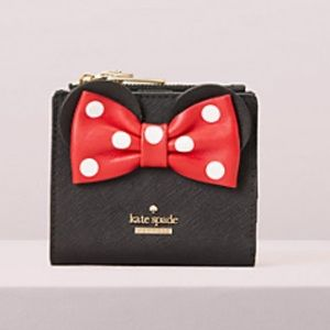 Kate spade for Minnie Mouse wallet
